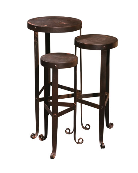 """""""Bevy"""" Accent Tables"""