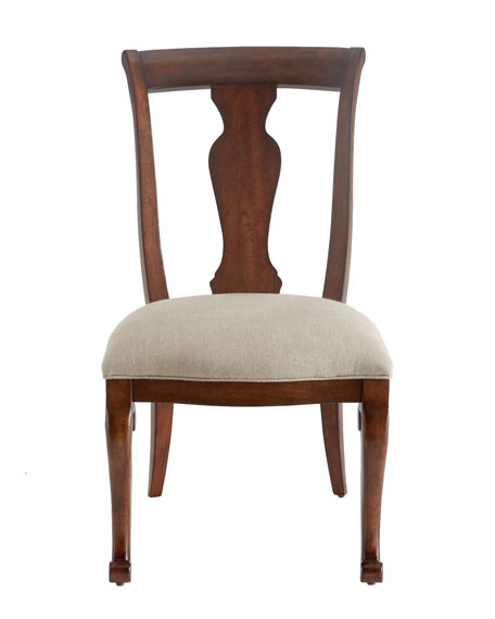 """Two """"Lucille"""" Side Chairs"""