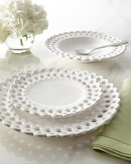 12-Piece Pierced Dinnerware Service