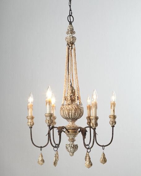 """Parisian"" Chandelier"