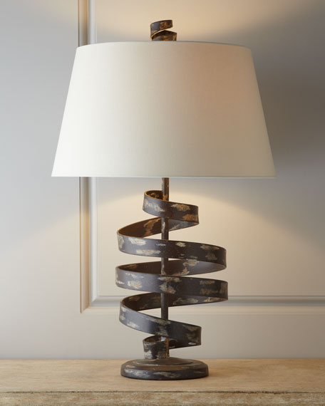 """Unwound"" Table Lamp"