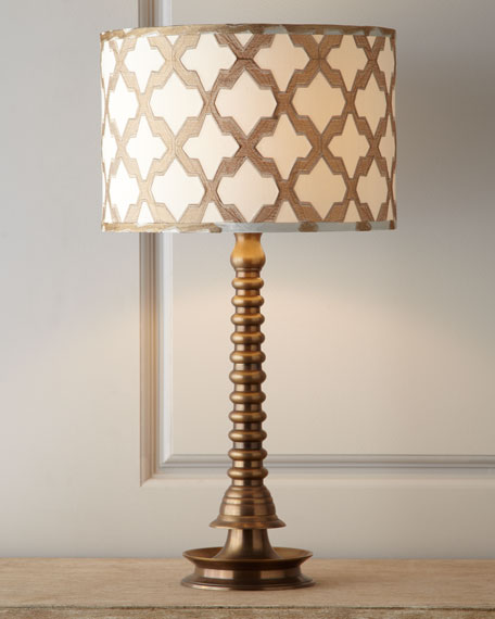 """Ghee"" Table Lamp"
