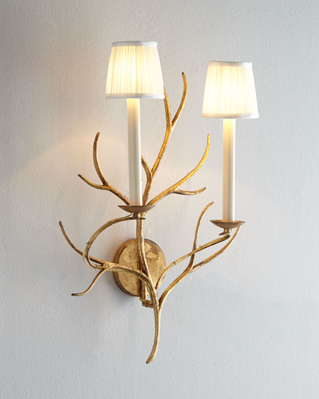 """Branch"" Sconce"