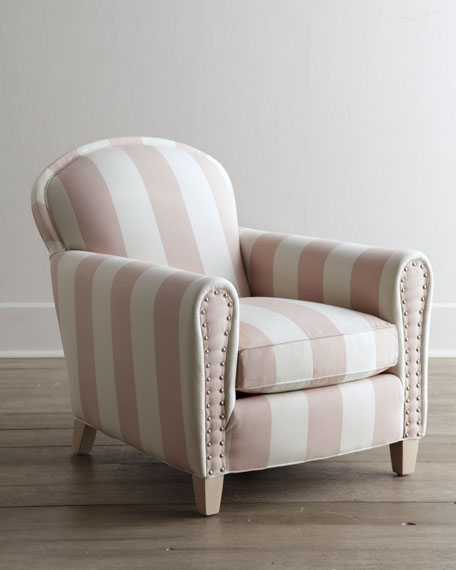 """Cottage Peppermint"" Chair"