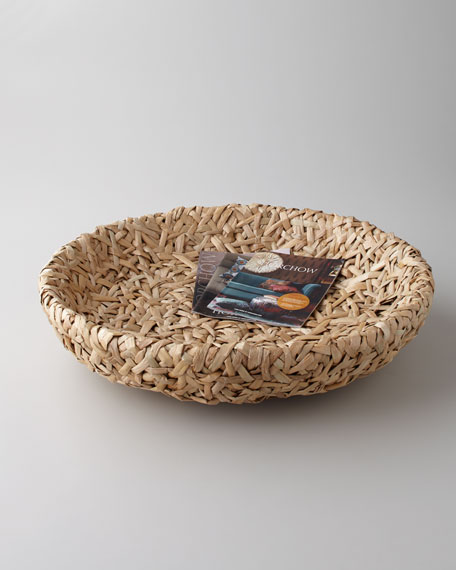 Random Weave Decor Bowl
