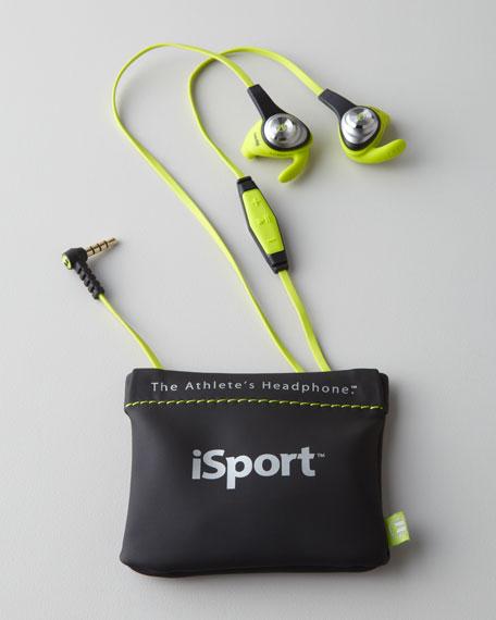 """""""iSport"""" Intensity Headphones"""