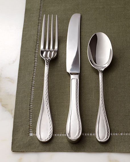 "Five-Piece ""Spectator"" Flatware Place Setting"