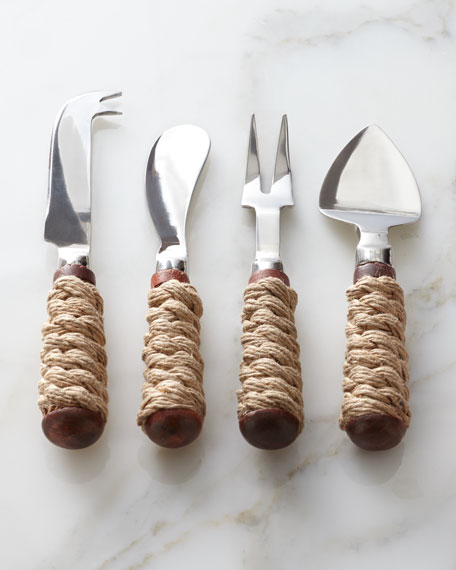 Rope Cheese Set