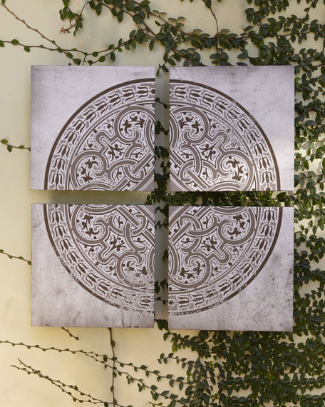 Outdoor Wall Medallions