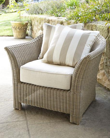 """""""Calais"""" Outdoor Club Chair"""