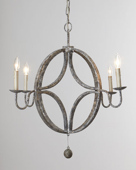 """Winthorpe"" Chandelier"
