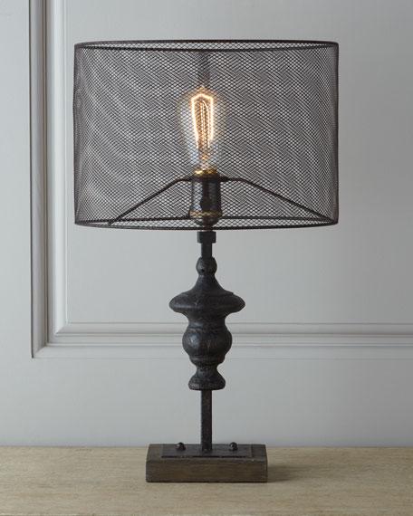 """Venetian Finial"" Lamp"