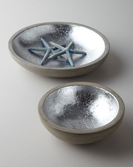 "Two ""Augustine"" Bowls"