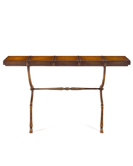 """Equine"" Console Table"