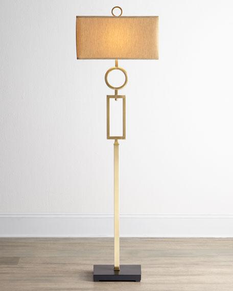 """Geometrics"" Floor Lamp"