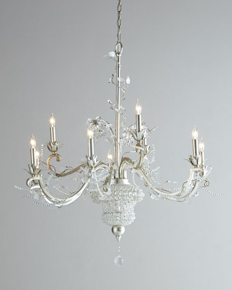 """Tres Chic"" Chandelier"
