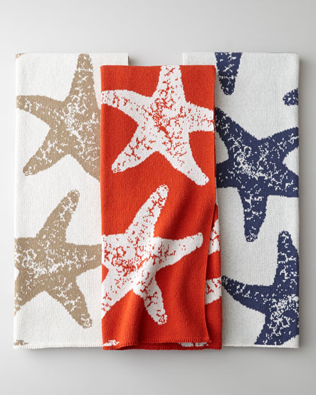 """Sea Star"" Throw"