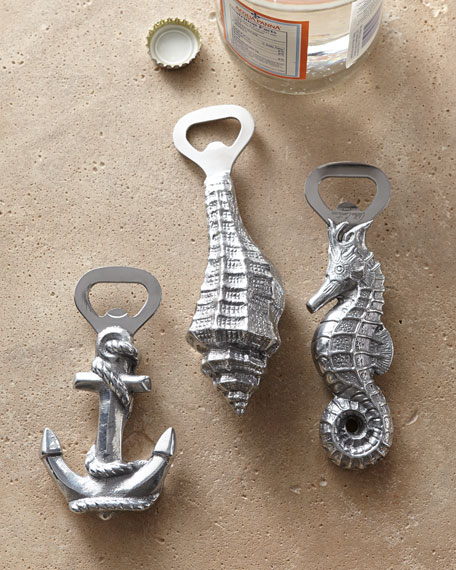 Ocean-Inspired Bottle Openers
