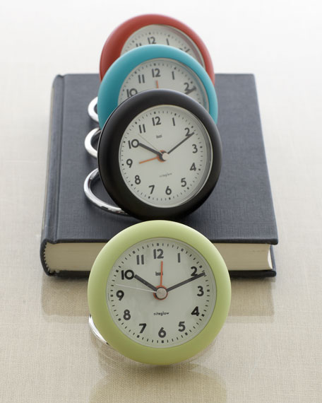 """Rondo"" Travel Alarm Clock"