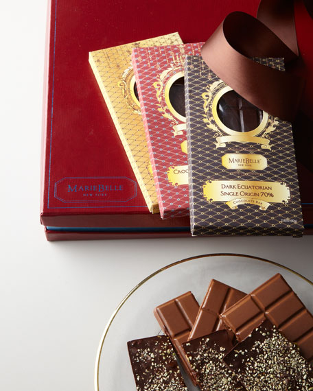 """Chateau MarieBelle II"" Chocolate Bars"