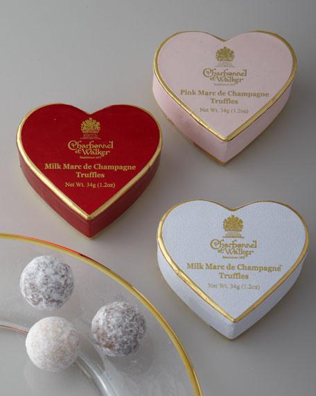 Three Mini Hearts