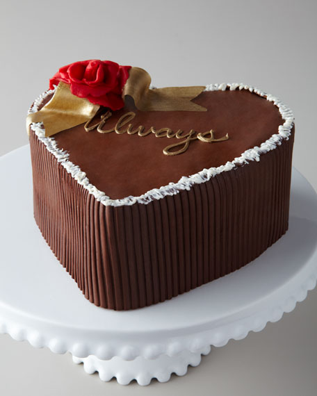 """Love Always"" Chocolate Decadence Cake"