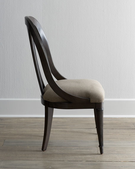 """Lassater"" Sling Dining Chair"