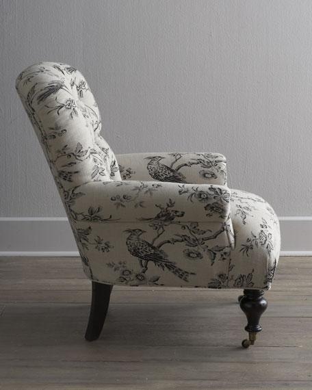 """""""Saragosa"""" Club Chair"""