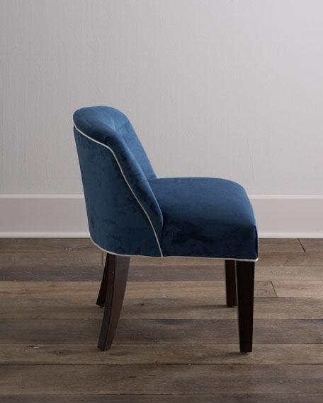 """Bluebird"" Vanity Seat."