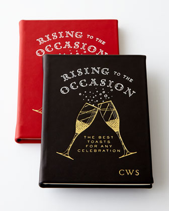 Rising to the Occasion Book  Personalized