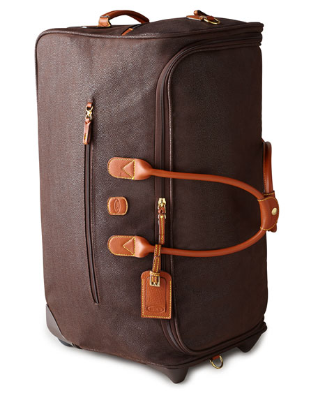 "Brown MyLife 18"" Duffel Luggage"
