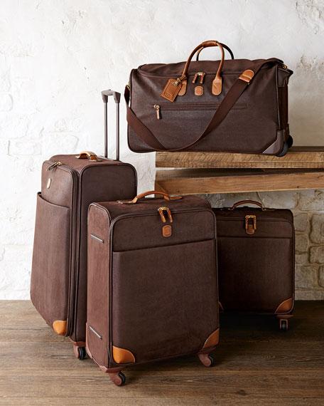 "Brown MyLife 18"" Duffel Luggage"