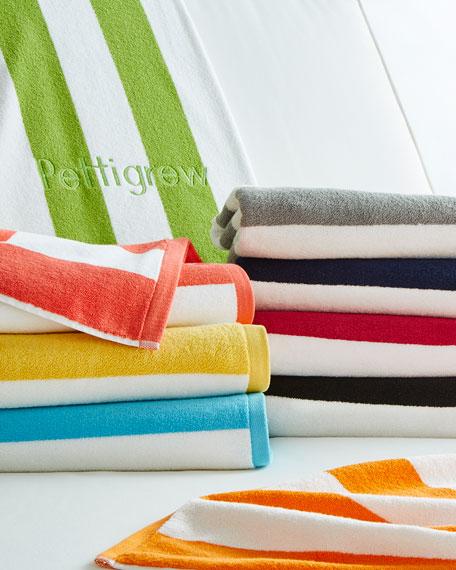 Cabana Stripe Beach Towel