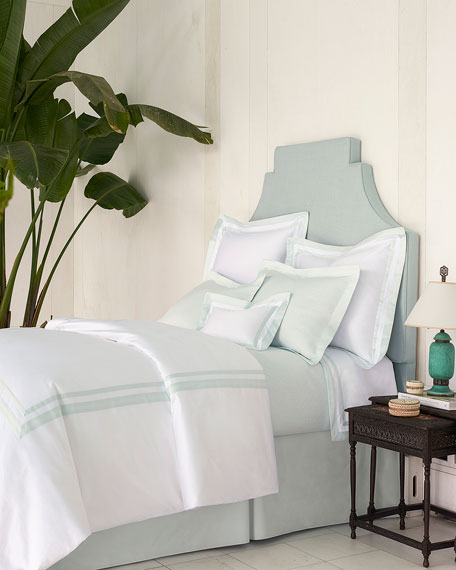 Two King Carina 500 Thread Count Pillowcases