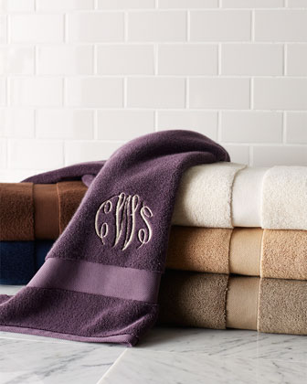 Beautiful Ralph Lauren Monogrammed Towels - $9 today only!