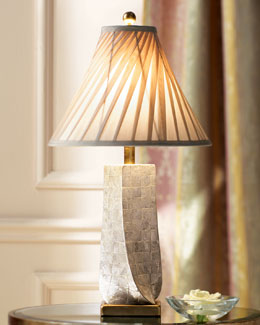 AMITA TRADING INC Mother-of-Pearl Lamp
