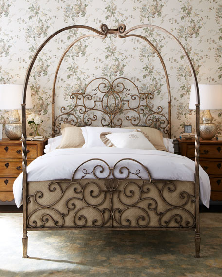 Tuscany King Canopy Bed