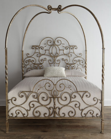 Tuscany Canopy Bedroom Furniture