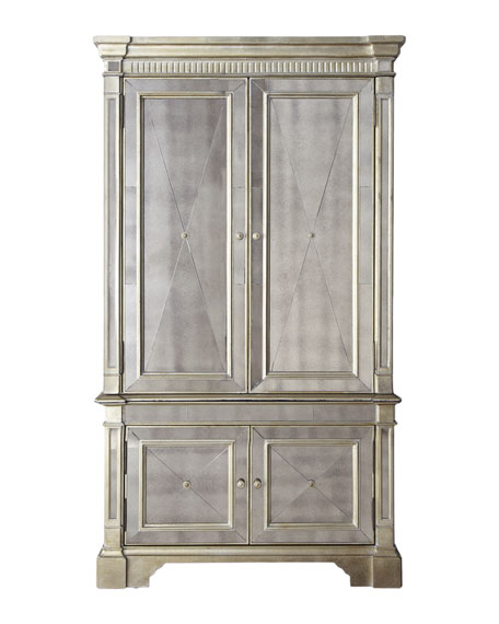 Superieur Amelie Mirrored Cabinet