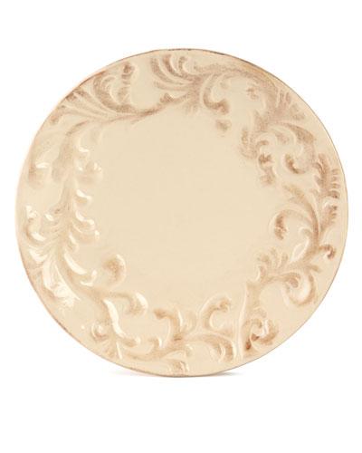 Four Dinner Plates