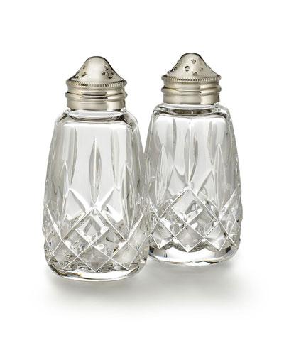 Lismore Salt & Pepper Shakers