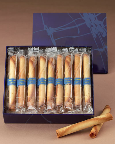 20 Small Cigare Cookies