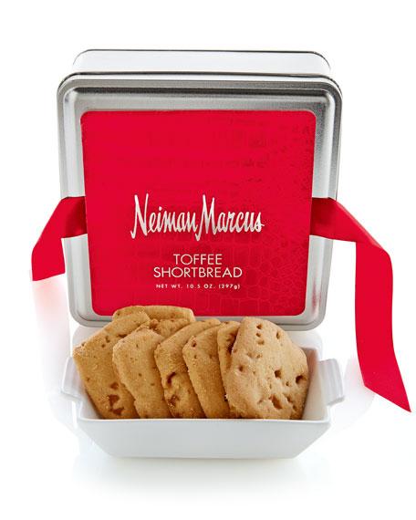 Toffee Shortbread Cookies