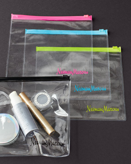 Clear Travel Bags