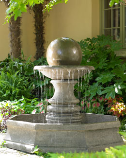 Fountains & Sculpture