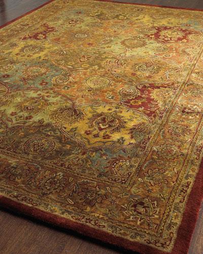 Moroccan Rug  7'9 x 9'9