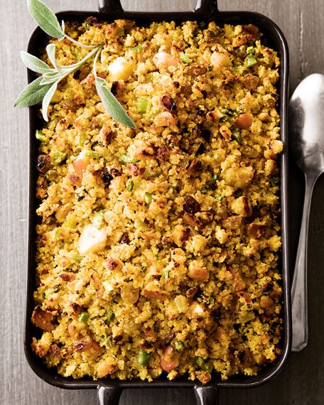 Traditional Cornbread Dressing