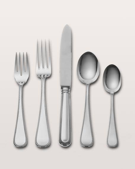Wallace Silversmiths 5-Piece Palatina Sterling Silver Flatware