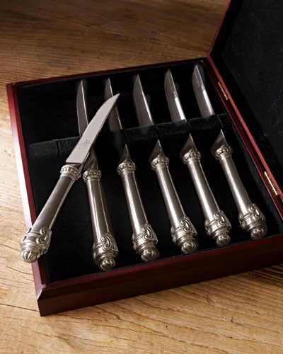 6-Piece Medici Steak Knife Set