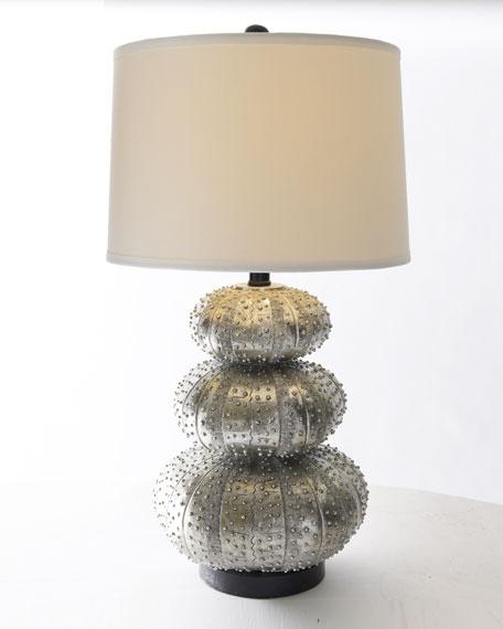 "Sea Lamps: Regina-Andrew Design ""Sea Urchin"" Lamp"